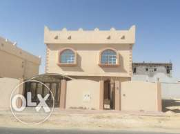 Vila for rent north of Lusail and in a little village called Simaisma