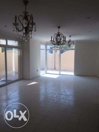 Unfurnished 3-BR in Old Airport-Gym-Pool+Maidsroom in Compound المطار القديم -  2