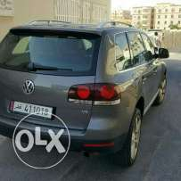 Touareg sport 2008 full option