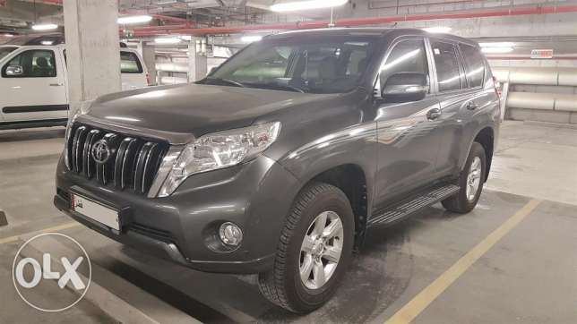 2015 Toyota Prado TXL V6 in Pristine Condition