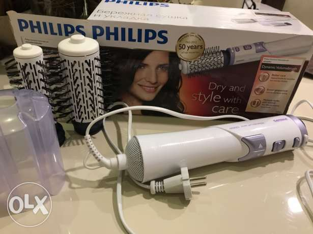philips dynamic volume hair brush