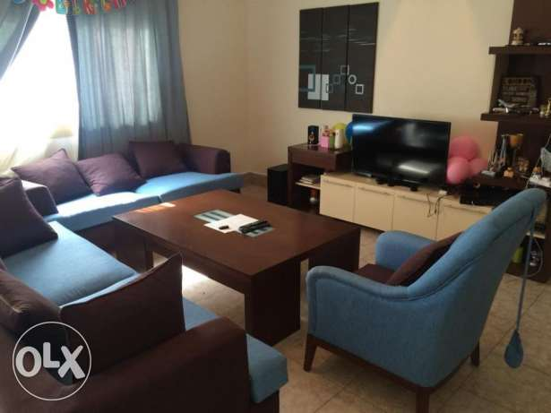 Luxury FULLY-FURNISHED 2 bhk flat in al sadd full faciltias