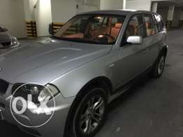 BMW X3 - 2006 2.5L Urgent sale ( Leaving Qatar)