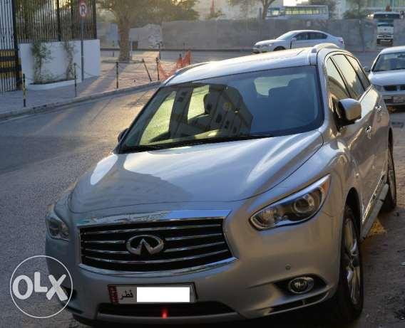 Infiniti QX-60 2015 Model in Perfect Condition For Sale.