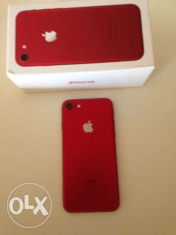 Working iphone 7 Red unlocked to any network