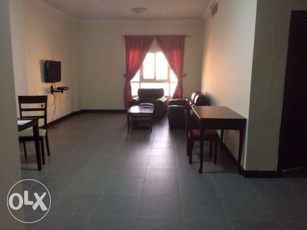 All inclusive 1 BHK for rent in binmahamoud