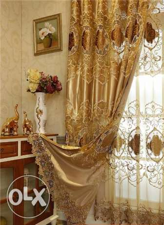 European Curtains