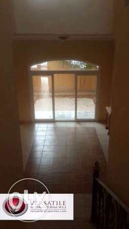 Semi Furnished 7-Bedrooms Villa in Ain Khaled For Bachelors عين خالد -  4