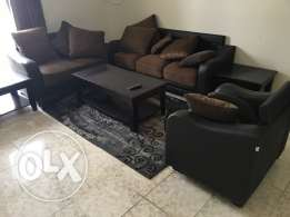 Luxury FLat 1BR FullFunsherd Binn mahmod area with blcony 5,500QR