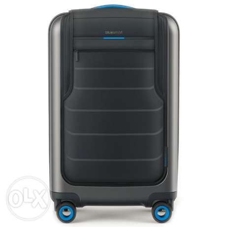 "BUY NOW : Own the World Smart Travel Luggage ""BLUESMART"" 