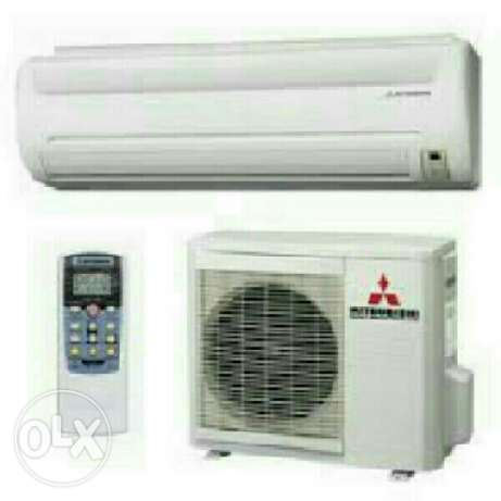 Good condition ac for sale look like new