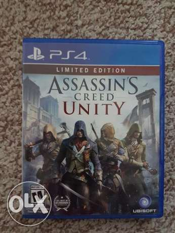 asssassins creed Unity ( LIMITED EDITION )