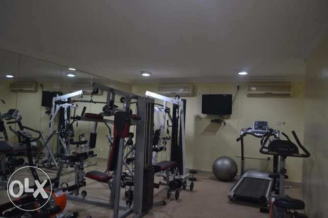 F/F 2-BHK Flat in [Bin Mahmoud] فريج بن محمود -  2
