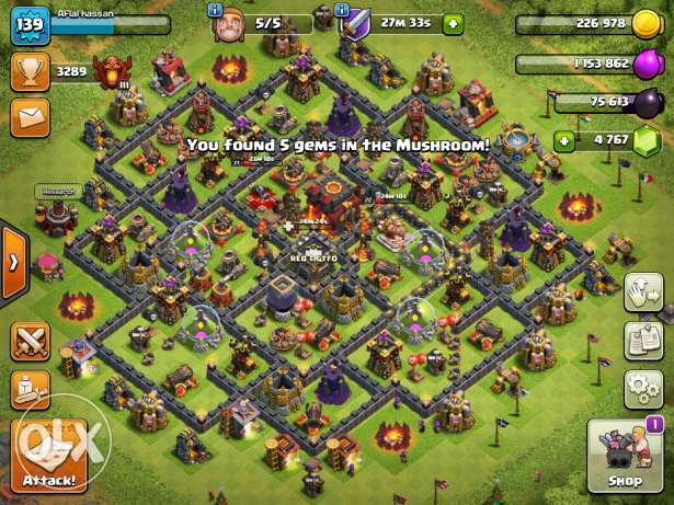 Clash of Clans Best sale!!Must see!!!