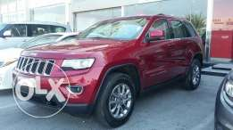 Brand New Jeeb - Grand Cherokee Laredo - 3600 CC Model 2015