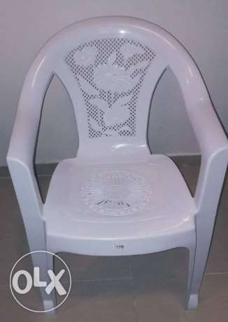 Plastic chairs for Sale الوكرة -  2