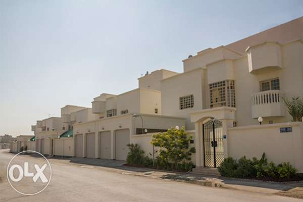 semi furnished 10 villas For Company Acodommation QAR 30000/-per Villa
