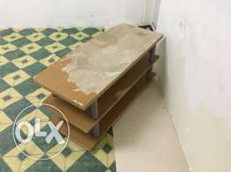 TV table for sale in Madinat Khalifa- South