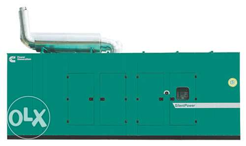 Generator for Rental or Sale... 27kVA to 1000kVA
