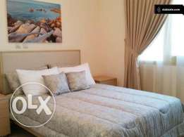FF 2&3 BR Flats in AL Nasr, Gym,Pool, Rent For 1 or 2 MONTHS, NO COMM.