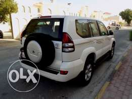 Perfect Condition Toyota Prado 2007 4 Cylinder Only 115000 KM