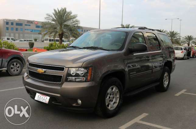 CHEVROLET - TAHOE Model 2012 c