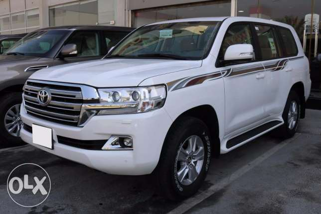 Brand New Toyota - Land cruiser GXR6 CYL M2017