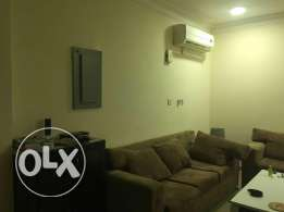 Looking for two executive bachelors at QAR 1500 each fully furnished.