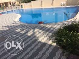 Ad.03 BHK Spacious villa &Semi Furnished Villa Qr.14000/- DUHAIL