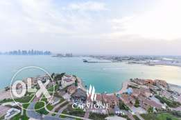3BR Fully-furnished Apt in Porto Arabia