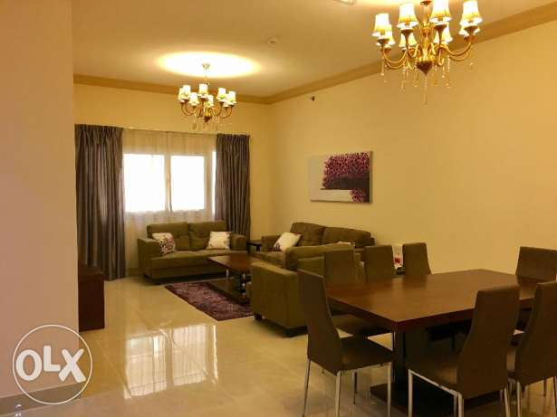ASADDMR - Fully Furnished 3 Bedroom Apartment + Facilities