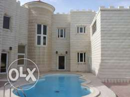 Brand villa for rent in west bay