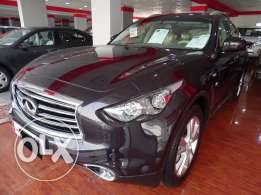 Brand New Infinity QX70 - Full Option Model 2016