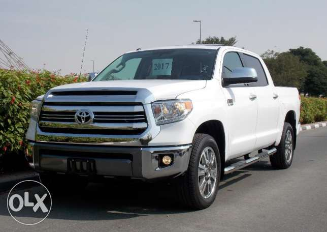2017 # 1794 Special Edition # 4X4 - toyota tundra