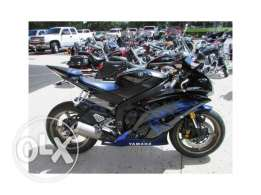 2008 Yamaha YZF-R6 For Sale