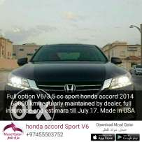 Honda Accord V6 Sport