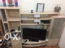 Bookshelf / TV stand / Computer Table Furnitures