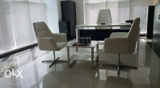 Muntazah Dignified address for your Office Al Fully Equipped office